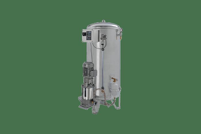 pompa de presiune DWA-K HP BZS / EMP
